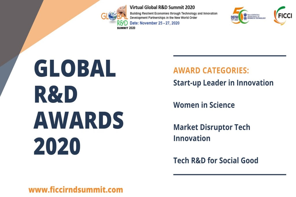 global-R&D-Awards, kerala, Startupmission